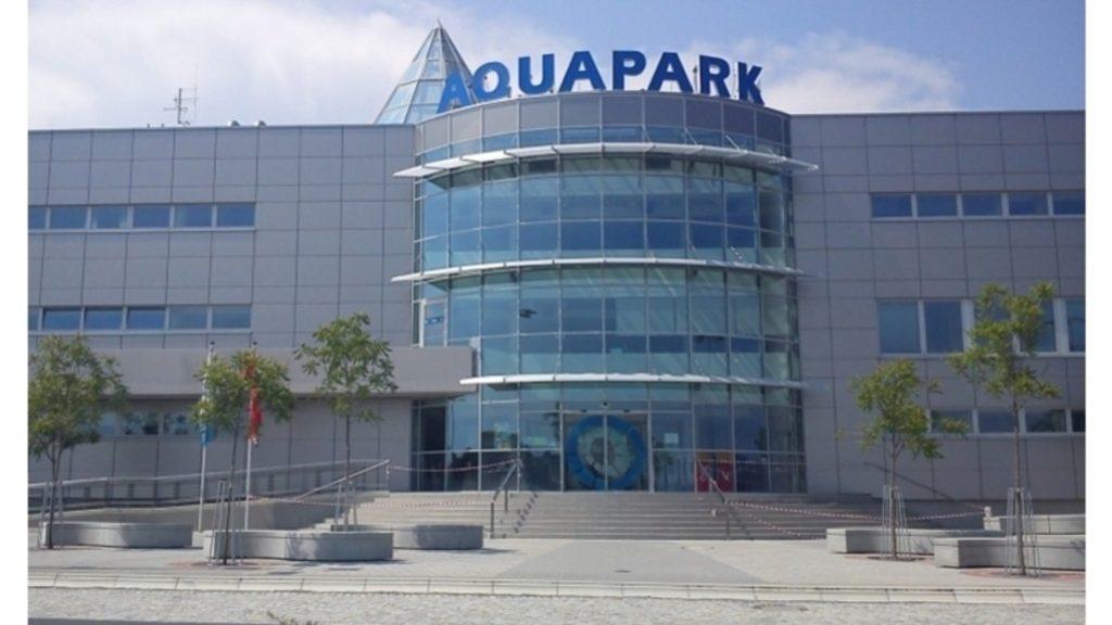 Aquapark Olomouc 1